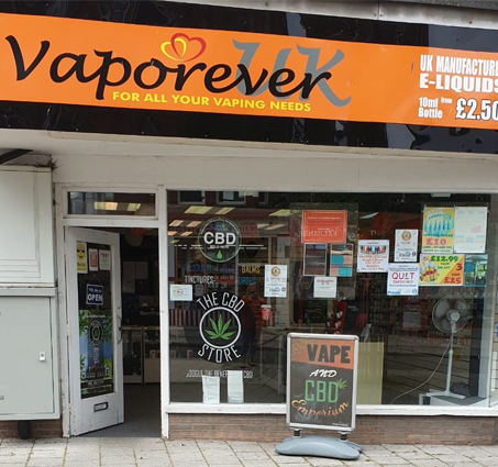 VAPOREVER CLACTON ON SEA